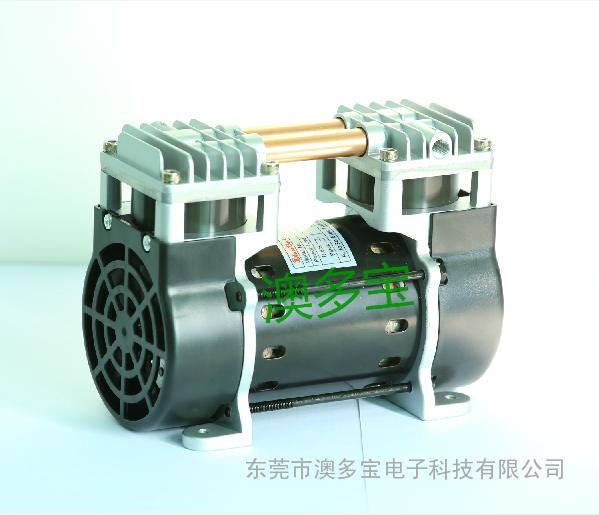 澳多宝AP-300C微型无油空气压缩机/正压打气泵生产厂家