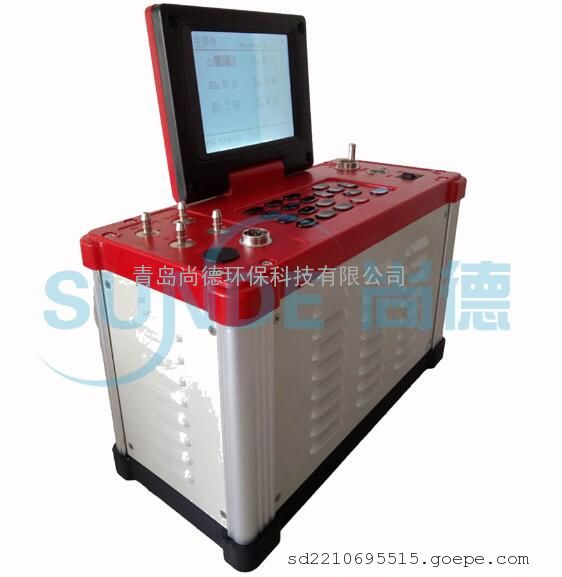 SN-Y62便携式综合烟气分析仪 尚德仪器 厂家直销