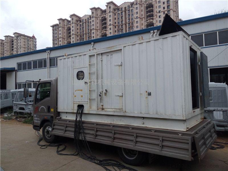 淄博大型发电机租赁