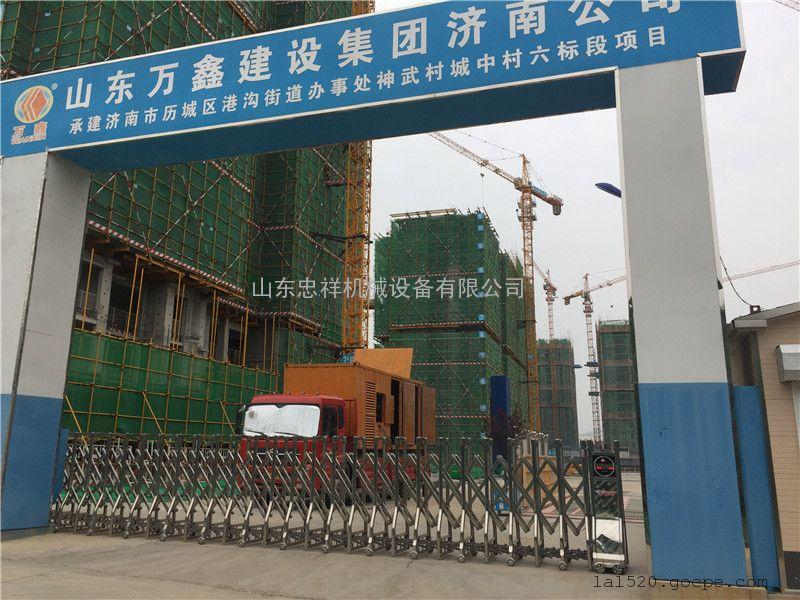 济南大型发电机租赁