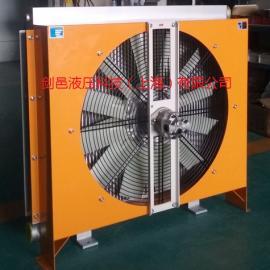 履带式液压起重机液压风冷却器强夯机履带吊液压油散热器