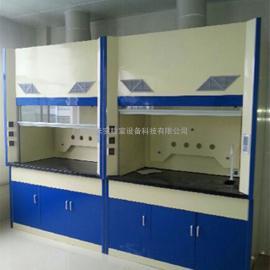 家直销定做实验室家具全钢通风柜化学物理实验室耐酸碱通风橱