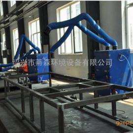 碳弧气刨焊气熔割等工业生产烟雾净化器