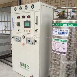 锂电池行业用高纯氩气净化纯化装置同行中优质口碑