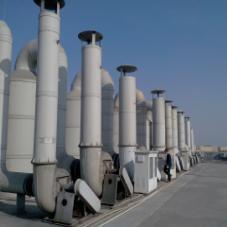 酸碱废气治理工程