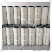隆信供应涂装设备粉末回收除尘滤筒 325*1000滤筒