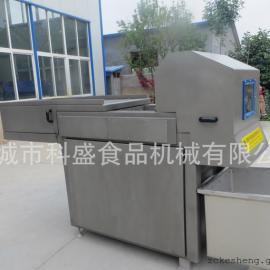 冻肉切块机 冻肉盘切割机、肉盘分块机