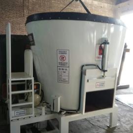 立式牛羊场用TMR饲料搅拌机