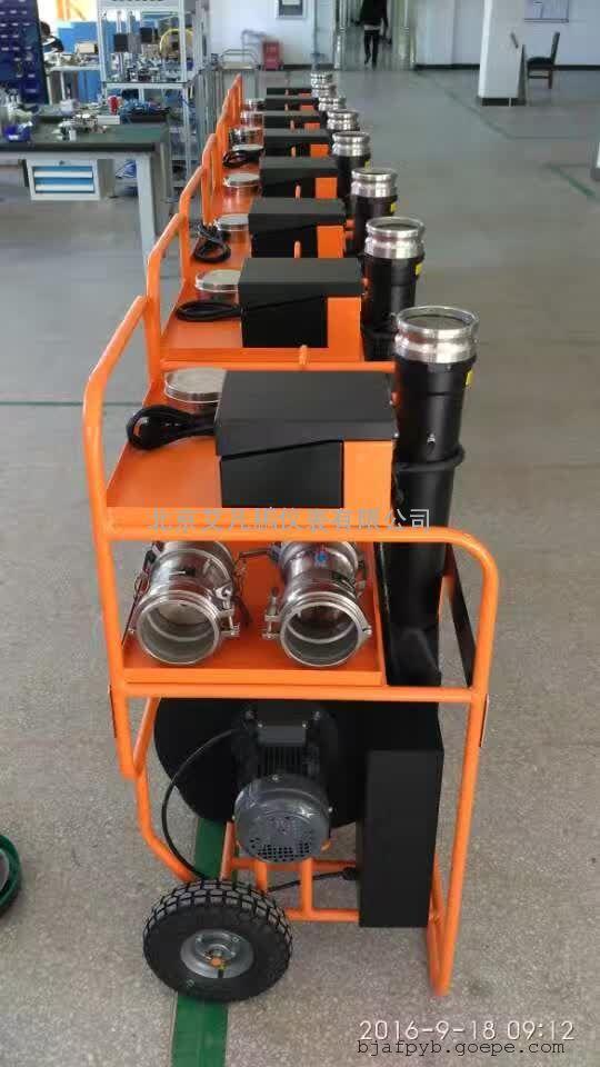 艾凡IVAN AF6900漏风量检测仪
