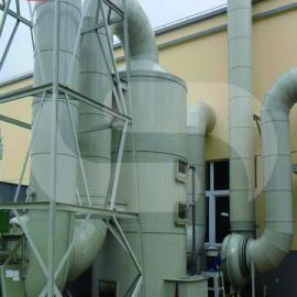 玻璃钢吸收塔/玻璃钢塔器/山东盛宝生产加工安装