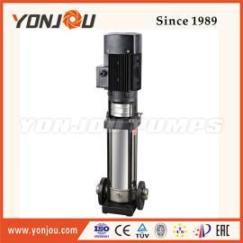 QDL立式多级泵 304不锈钢材质 生活给水加压清水泵