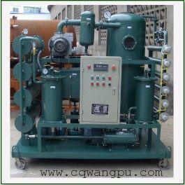 ZJR绝缘油变压器油再生净化多功能双级真空滤油机