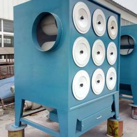 供应秦皇岛滤筒除尘器车间烟尘粉尘废气净化设备过环评设备