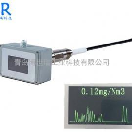静电感应式粉尘仪/静电式粉尘浓度计/电荷感应原理粉尘检测仪