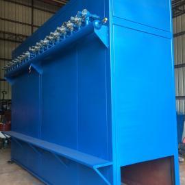 惠州环保公司废气处理设备之气箱脉冲袋式除尘器布袋除尘器