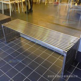珠海市铁艺靠背长凳