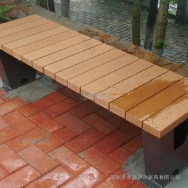 东莞市生产公园室外凳子
