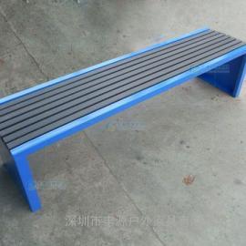 珠海市仿木公园长凳