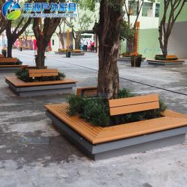 东莞市带座椅的树池