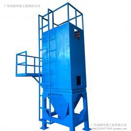 惠州环保公司工业粉尘废气处理之布袋除尘器布袋干式除尘设备
