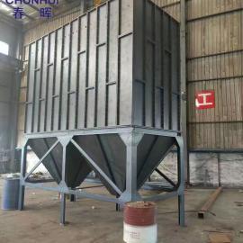广州木工除尘器砂光机镀锌板拼接防静电布袋防爆措施到位