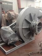 不锈钢生物质气风机