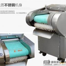 供应小型自动切菜机 多功能切菜机视频