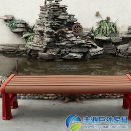 东莞市环保木公园长凳厂家