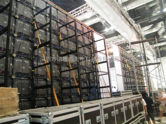 从厂家购买P4型号移动式应用LED全彩屏价格多少