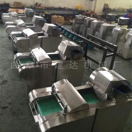 供应小型自动切菜机图片及厂家 切菜机视频播放