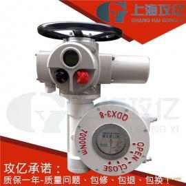 z30阀门电动装置DZW30电动执行器_DZW30多回转阀门电装