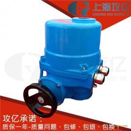 QT10-1开关型电动执行器 AC220V供水蝶阀电动装置