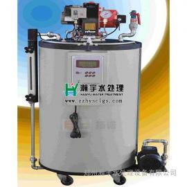 新乡室内恒温加热设备 重力式无阀过滤器 水体净化系统一体化