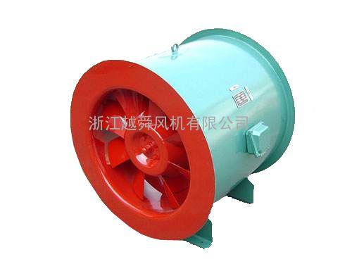 管道低噪声混流加压送风机