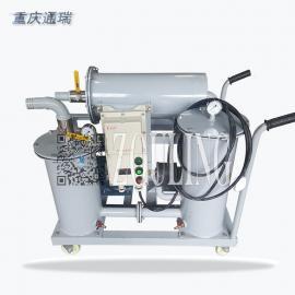 YL-100F液压油防爆型多级精密过滤加油机