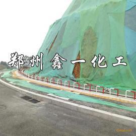 广西桂林道路矿区边坡修复绿化喷播土壤高次团粒剂