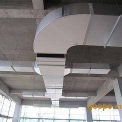 酚醛彩钢风管单面彩钢板酚醛复合风管