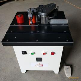 小胶锅小型木工封边机手提调速自动送断带封边机厂家直销多规格