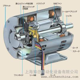 日立电机EFOU-KT、TFO-KT、EFNOU-KT系列单相电机