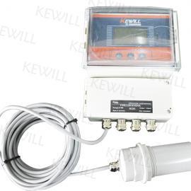 KEWILL耐腐蚀液位计,分体式超声波液位计LUD30系列