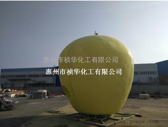广东祯华供应EVA、海绵、泡沫雕塑造型聚脲涂料