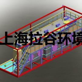 上海拉谷LG-QZ2000撬装全自动加药装置