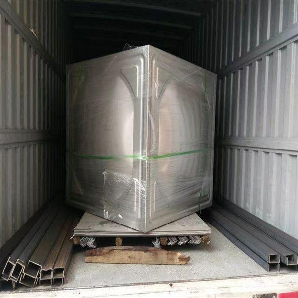 广州不锈钢消防水箱