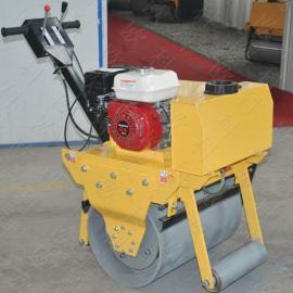 小型单钢轮压路机 手扶式单轮压路机水泥路面沥青地面压实机