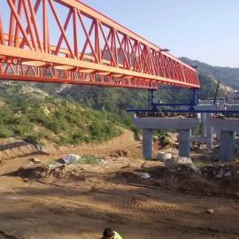 新东方韩起牌架桥机 架桥机厂家 中建三局 太行山高速公路
