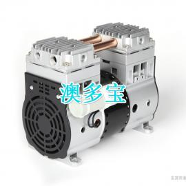 微型无油活塞式真空泵/美容打气泵生产厂家―澳多宝