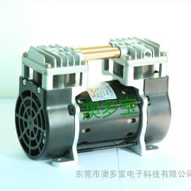 安全环保,低噪音无油微型活塞式真空泵生产厂家―澳多宝