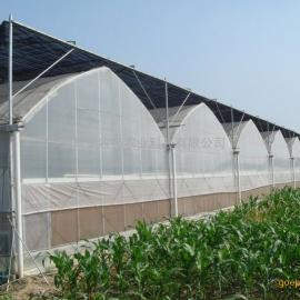 内遮阳温室大棚保温系统