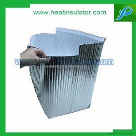纸箱内衬 保温纸箱内衬 防潮内衬 厂家定制 镀铝膜气泡材料