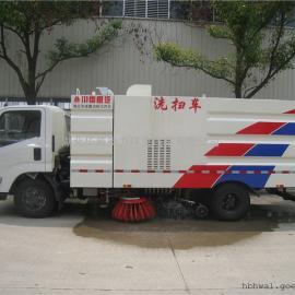 5吨洒水清扫车价格